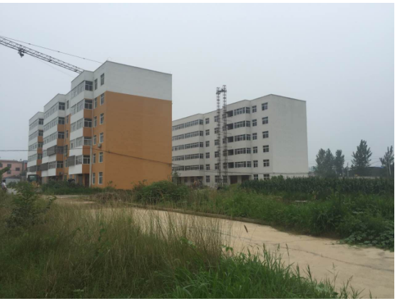 河南新蔡:教师住宅楼变身商品房出售