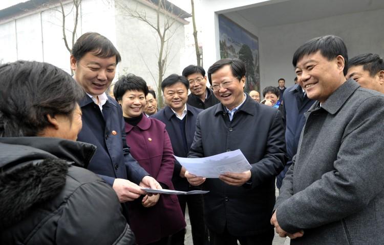 河南省委常委、纪委书记任正晓到驻马店市调研