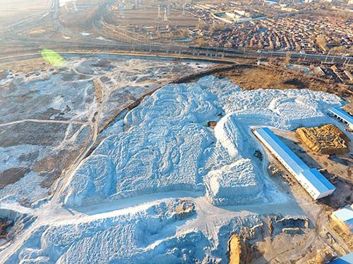 企业违规排放污水污染土地 六旬老人维权16年