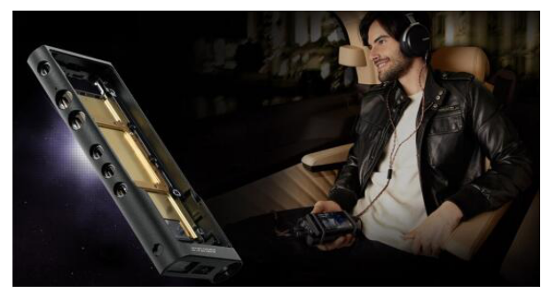 索尼Walkman ZX2外形音质出众