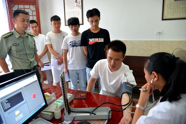 重庆石柱:践行强军目标