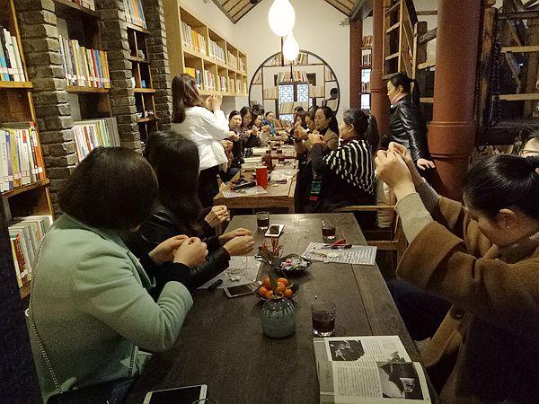 涪州书院:手工编织庆三八