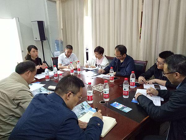 重庆市旅游发展委员会领导调研涪陵沙溪温泉