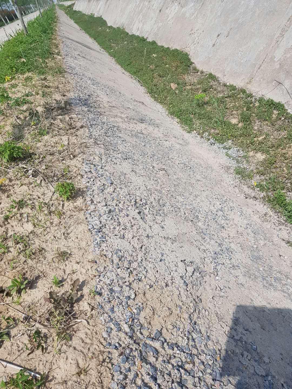 江苏沭阳:是谁把一条衬砌渠修成了豆腐渣?