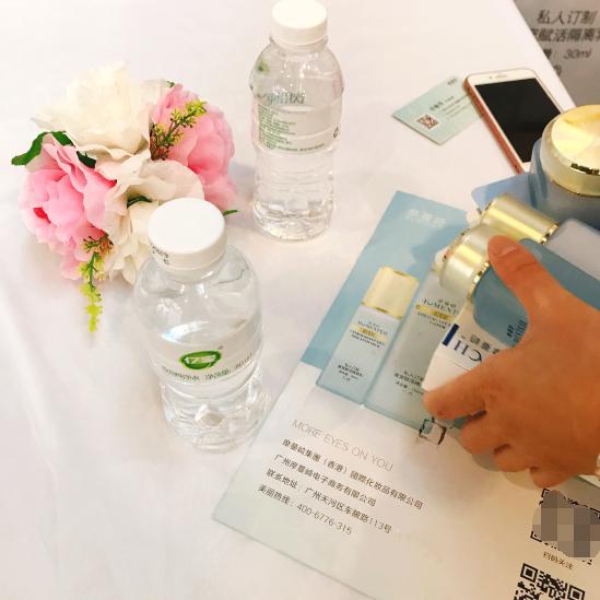 摩蔓崎带给你精致的美,开启广州第五十届美博会