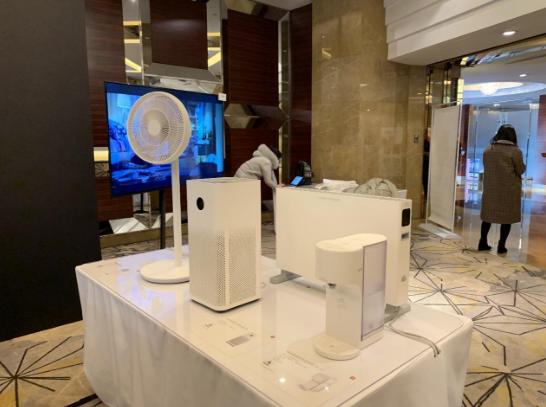 AI与IoT碰撞 智米科技3款家居产品亮相小米AIoT大会
