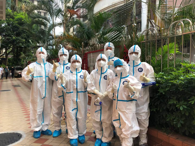 守护厦门、冲锋在前,向厦门抗疫英雄之医护团队致敬!